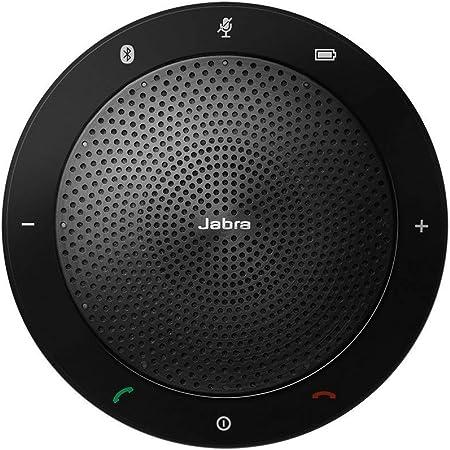 Jabra 法人向け 2年保証付き SPEAK510 MS Bluetooth搭載携帯用・小規模会議用スピーカーフォン マイクロソフト社認証 【日本正規代理店品】 7510-109