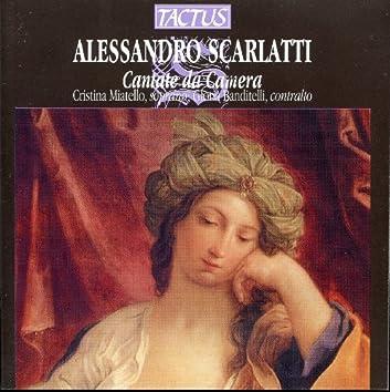 Scarlatti: Cantate da Camera