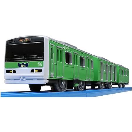 プラレール ぼくもだいすき!たのしい列車シリーズ E231系みどりの山手線