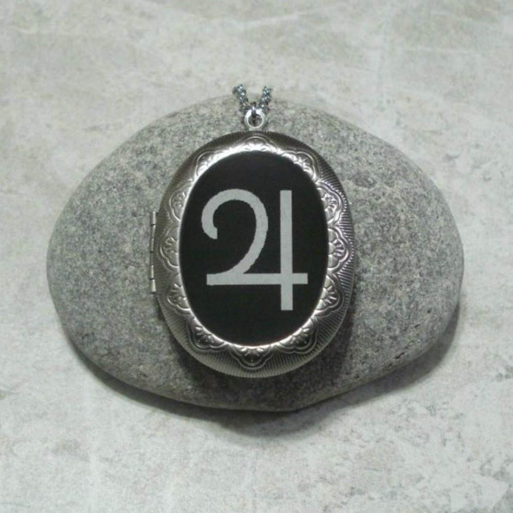 Lowest price challenge Ranking TOP15 Jupiter Symbol Locket Pendant Stainless Steel Necklace