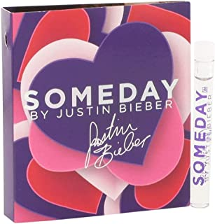 Best Someday By JUSTIN BIEBER FOR WOMEN 0.05 oz Vial (sample) Review