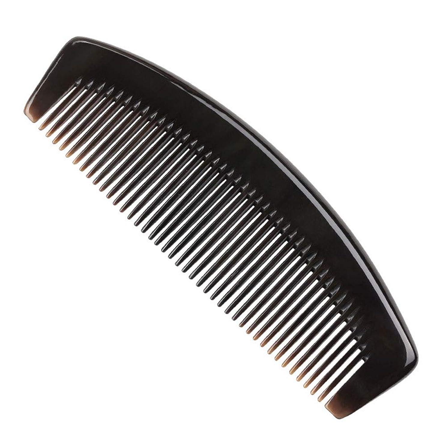 敵意ストレス含意ヘアーコーム サンダルウッドワイドの歯と細かい歯の櫛帯電防止ヘアコーム 理髪の櫛