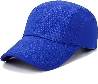 GADIEMENSS Soft Brim Lightweight Running Hat Waterproof Breathable Quick Dry Sport Cap for Men and Woman