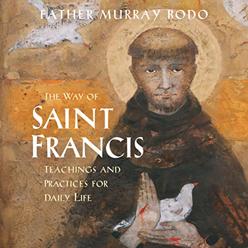 The Way of Saint Francis audiobook cover art