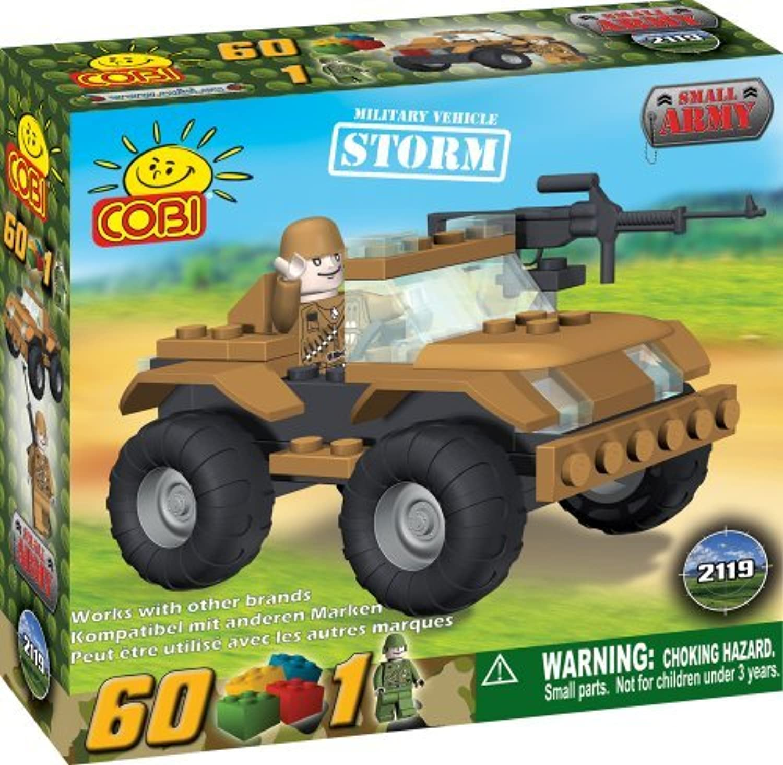 Cobi Small Army Storm by COBI