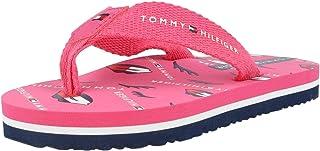 Tommy Hilfiger T3A0 30669 Tong Fille Rose 28 EU