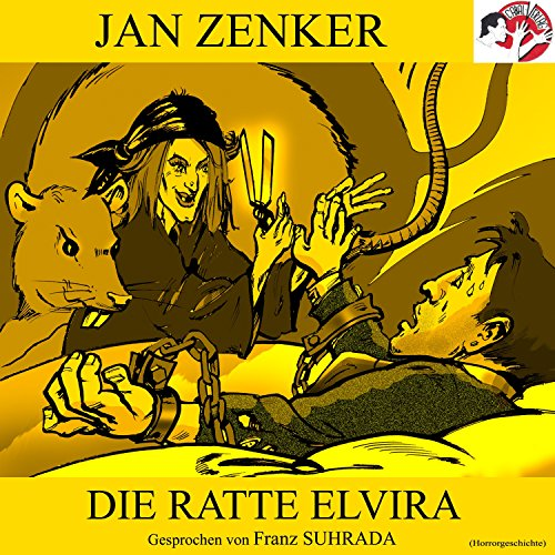 Die Ratte Elvira audiobook cover art