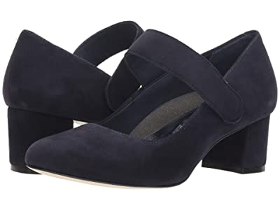 Walking Cradles Jackie-2 (Navy Suede) Women