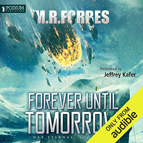 Forever Until Tomorrow audiobook cover art
