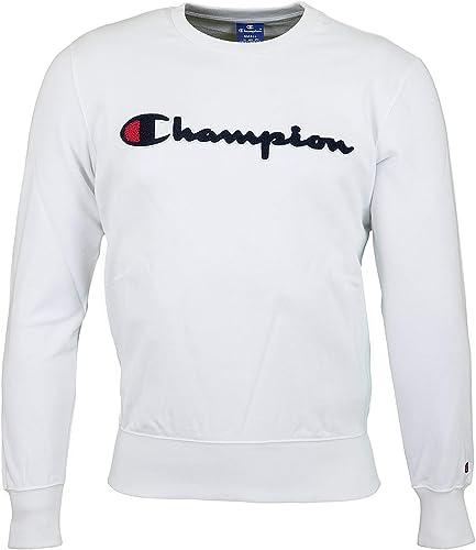 Champion Sweat 212942 Blanc