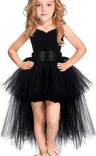 22d4083b98cae ARAUS Bébé Halloween Noël Fille Robe Performance en Dentelle Princesse  Cosplay Halloween Déguisement en Tulle pour