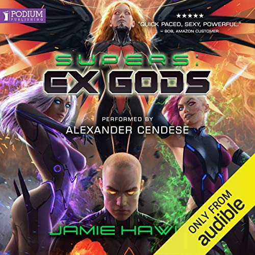 Supers: Ex Gods  By  cover art