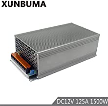 Switching switch Power Supply DC 12V 125A 1500w Power Adapter Driver Transformer 110V 220V AC DC12V for Led strip lamp CNC CCTV