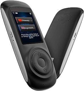Traducteur vocal instantané avec connexion à l'écran tactile WiFi,Traducteur..