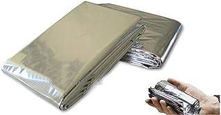 Stormflag Manufacturer Emergency Survival Sleeping Bag, 84x36 inches.Emergency Bivvy Bag,PE Aluminum Film for Outdoor Camp...