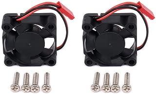 Motor Cooling Fan Heatsink Universal Heat Sink 5V-7V with JST Plug 30mm For 1:10 RC Car Boat HSP HPI Wltoys Himoto Tamiya