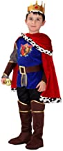 Rubber Johnnies Prince Charming Costume, Boys, Size 4-6 Years, King, Knight