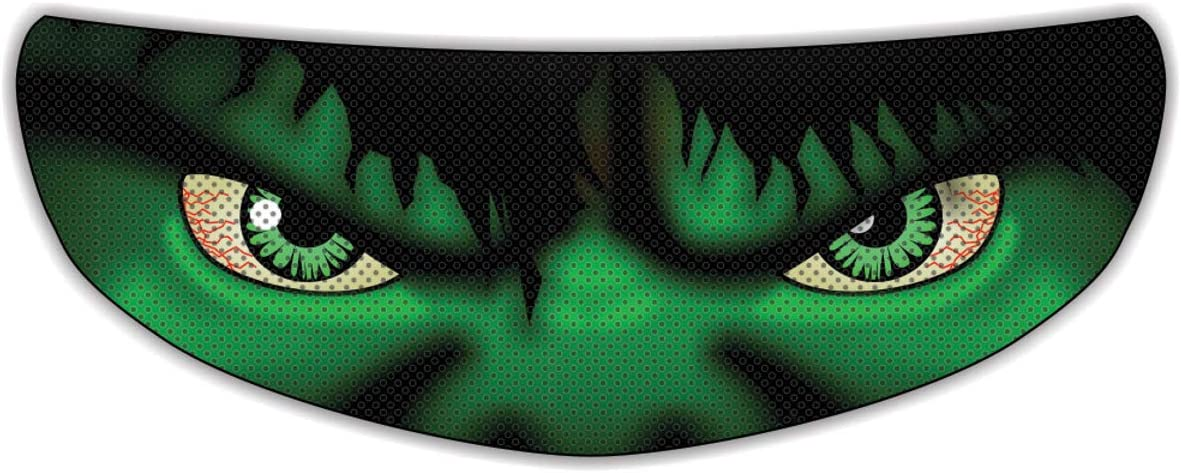 The Hulk Boston Mall Universal Perforated Motorcycle Shiel Recommended Visor Helmet Tint