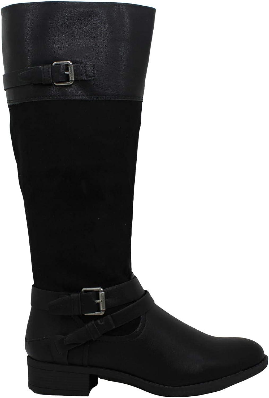 Style & Co. Womens Ashliie Closed Toe Knee High Fashion Boots
