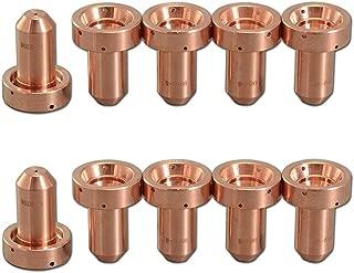 Donwind 9-8208 Plasma Tip 40Amp Cutting OTD Fit Thermal Dynamics SL60/SL100 Plasma Cutter Torch 10pk
