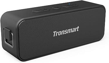 Bluetooth Speakers, Tronsmart T2 Plus 20W Outdoor Waterproof Speakers Bluetooth 5.0, IPX7 Portable Wireless Speakers, 24-H...