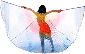 Pilot-Trade Children's Kids Belly Dance Costume Egyptian Isis Wings