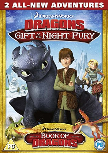 Dreamworks Dragons - 2 All New Adventures [DVD]