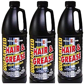 Best home depot drain cleaner hair and grease Reviews