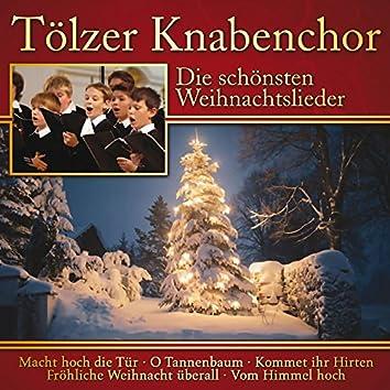Die schönsten Weihnachtslieder: Tölzer Knabenchor