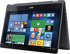 Acer Aspire 15.6 2-in-1 Convertible FHD IPS Touchscreen Laptop, Intel Core i5-7200U 2.5GHz, 8GB Memory, 1TB HDD, Backlit Keyboard, Windows 10 (Renewed)