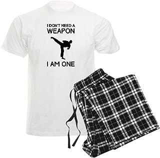 CafePress Don't Need Weapon I am one Pajamas Pajama Set