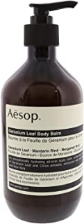 Geranium Leaf Body Balm - Aesop - Body Care - 500ml/16.67oz