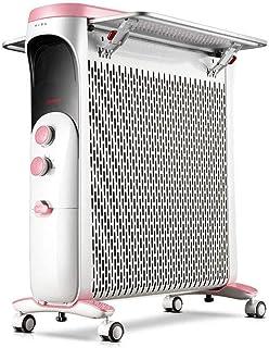 LSX - calentadores Calentadores eléctricos Calentador para el hogar-Silencio Sin olor Temperatura constante Velocidad de la ola de calor Radiador anti-escaldado resistente al calor automático