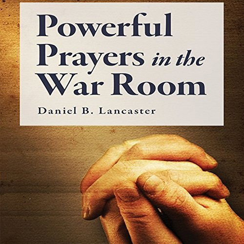 Powerful Prayers in the War Room cover art