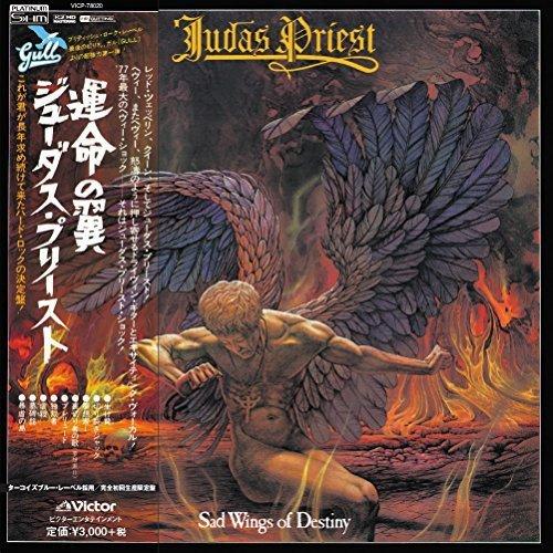 Sad Wings of Destiny [Platinum SHM-CD]
