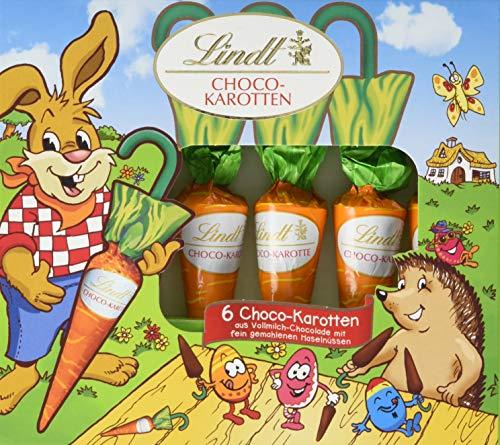 Lindt & Sprüngli Choco Karotten, 2er Pack (2 x 81 g)