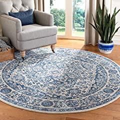 Timeless traditional oriental designs create a sophisticated elegant look in any home Refined machine-woven construction ensures an easy-care and virtually non-shedding rug Made from enhanced premium polypropylene fibers providing both comfort and du...