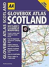 Glovebox Atlas Scotland (Aa Road Atlas) [Idioma Inglés]