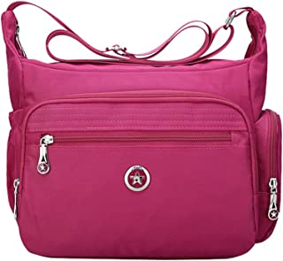 Crossbody Handbag for Women Organize Pack Shoulder Bag Messenger Purses