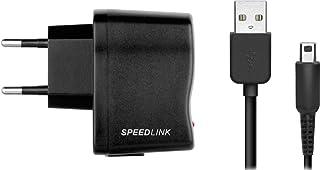 Speedlink - Power Supply USB FUZE SL5312BK01, Color Black (Nintendo 3Ds, XL, DSi)