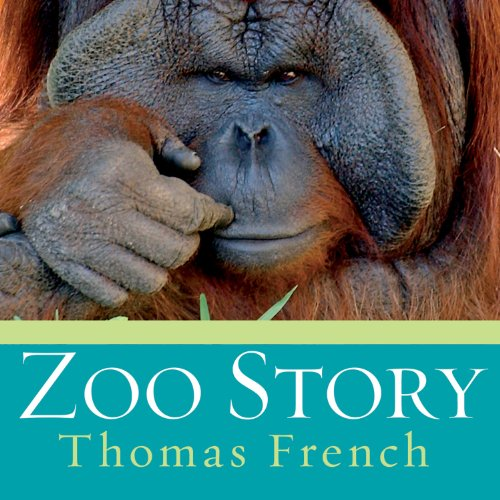 Zoo Story audiobook cover art