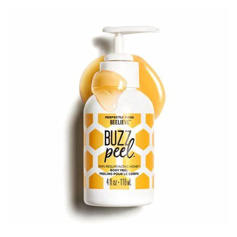 Perfectly Posh BUZZ PEEL Skin Peel Pump Resurfacing Ranking TOP10 Honey High quality new Body