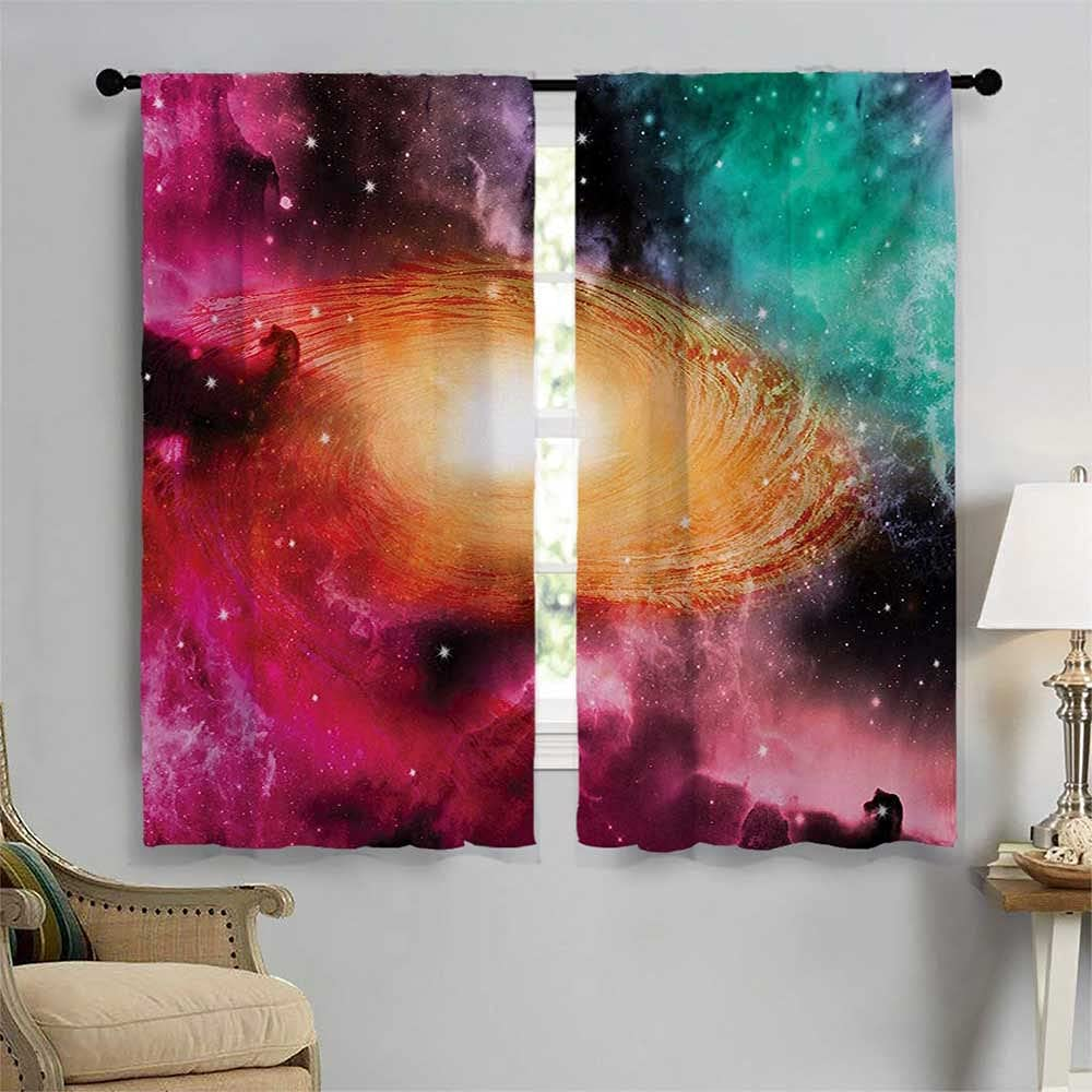 Zodiac Room Darkening Curtains 4 years warranty Colorful A Pictures Superior Astronomy of