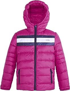 Puffer Down Jacket Packable Winter Coat Hooded Kids
