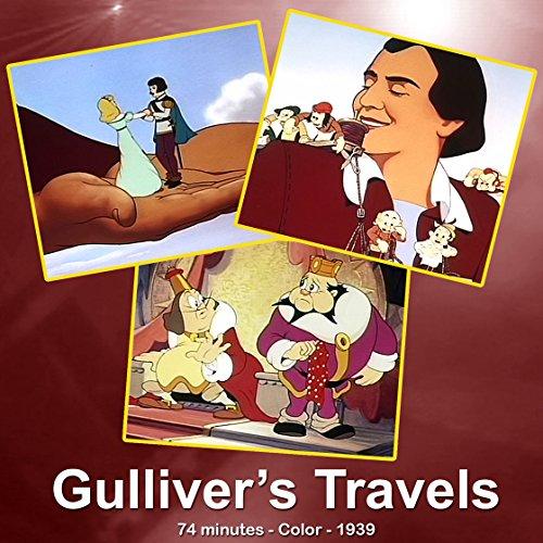 Gulliver\'s Travels -  1939 Color (Digitally Remastered Version) [OV]