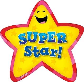 Creative Teaching Press Super Star Badges (1070)