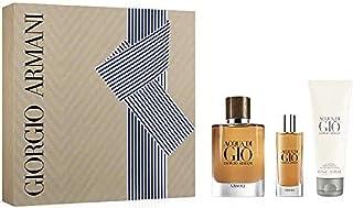 Giorgio Armani Acqua Di Gio Abslu Eau De Perfume Spray 3 Pieces Set, 3 ml