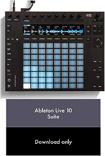 Ableton Push 2 + Live 10 Suite Bundle + FREE Ableton T-shirt