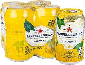 Sanpellegrino Limonata ISD (Lemon), 24 x 330 ml, Limonata (Lemon)