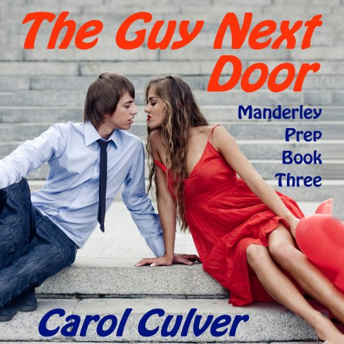 The Guy Next Door audiobook cover art